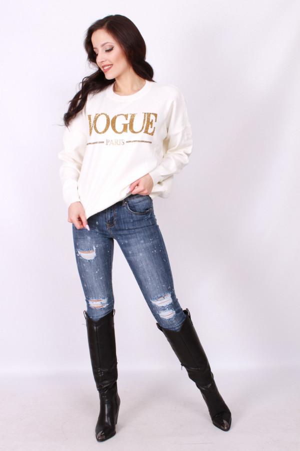 Sweterek vogue 1