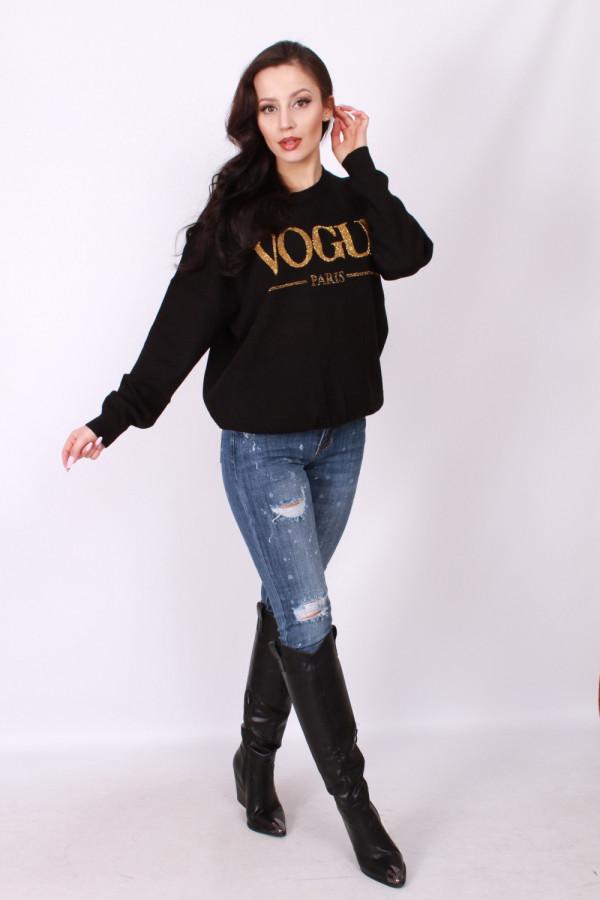 Sweterek vogue 2