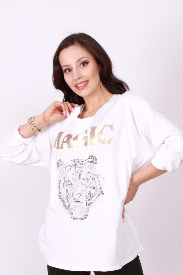 Bluzka z tygrysem 1