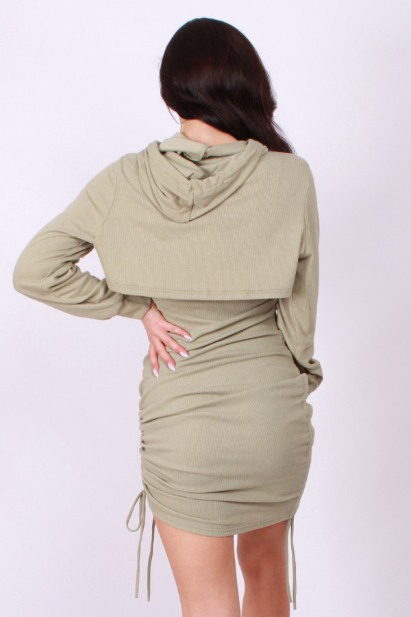 Sukienka z bolerkiem 4