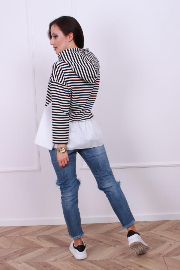 Bluza w paski 2