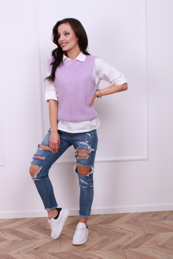 Koszula ze sweterkiem 2