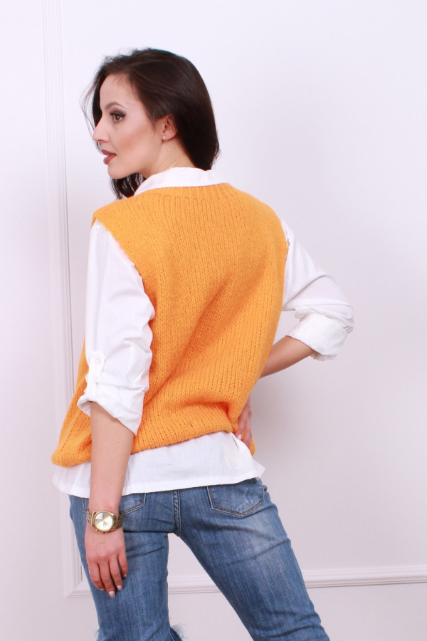 Koszula ze sweterkiem 4