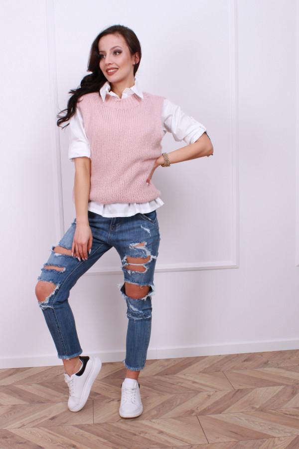 Koszula ze sweterkiem 6