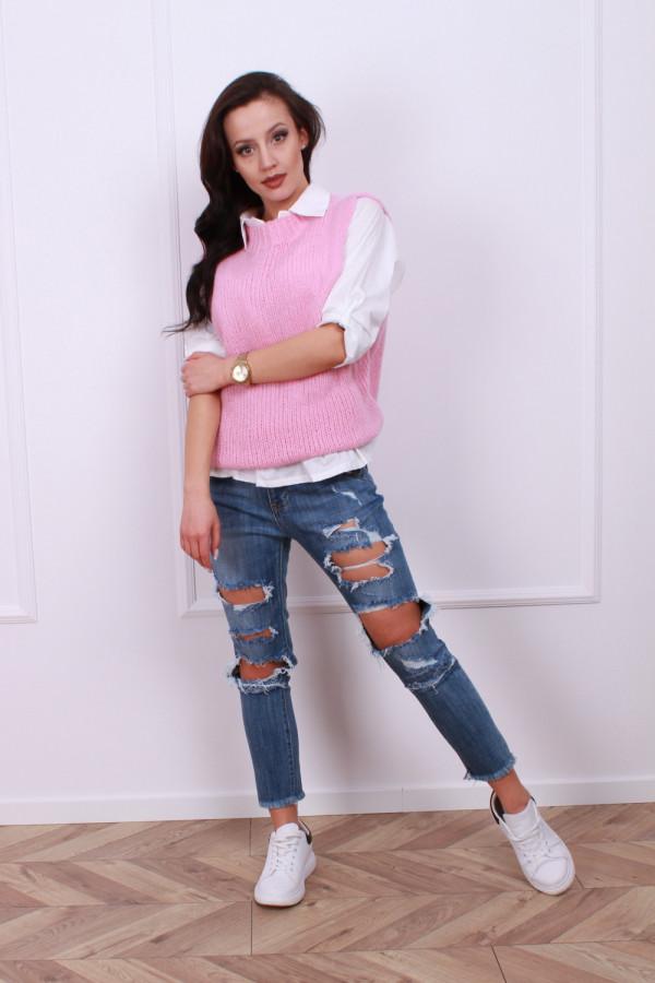 Koszula ze sweterkiem 7