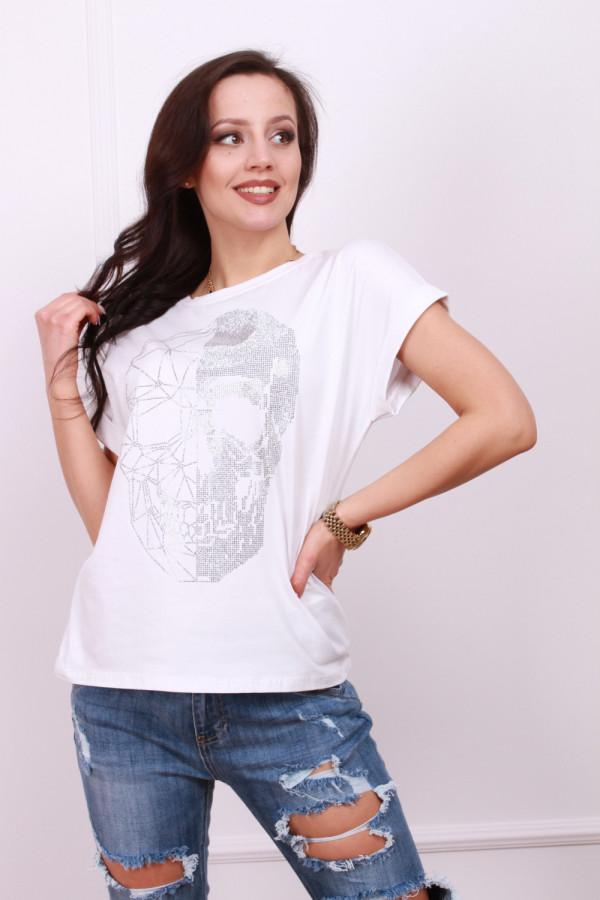 T-shirt z aplikacją 1