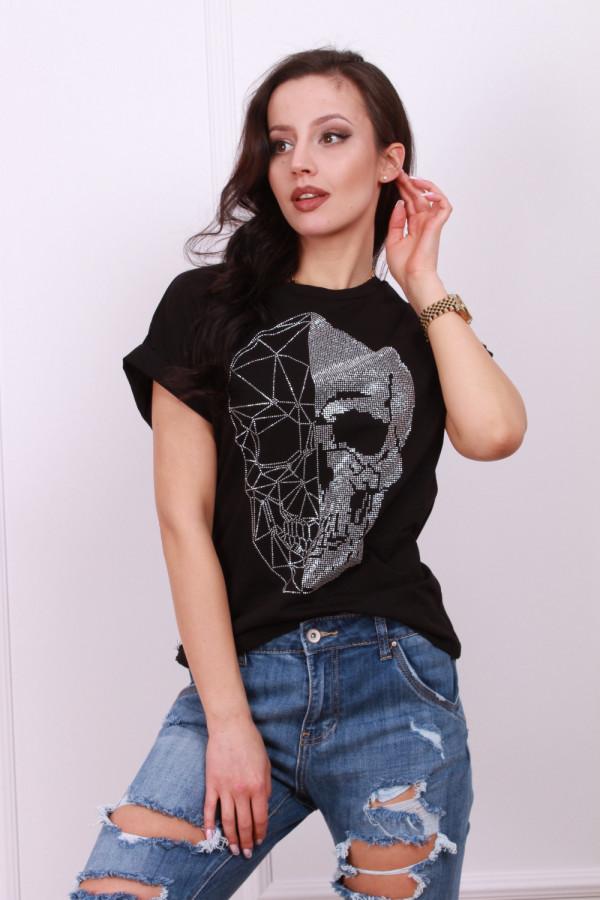T-shirt z aplikacją 3