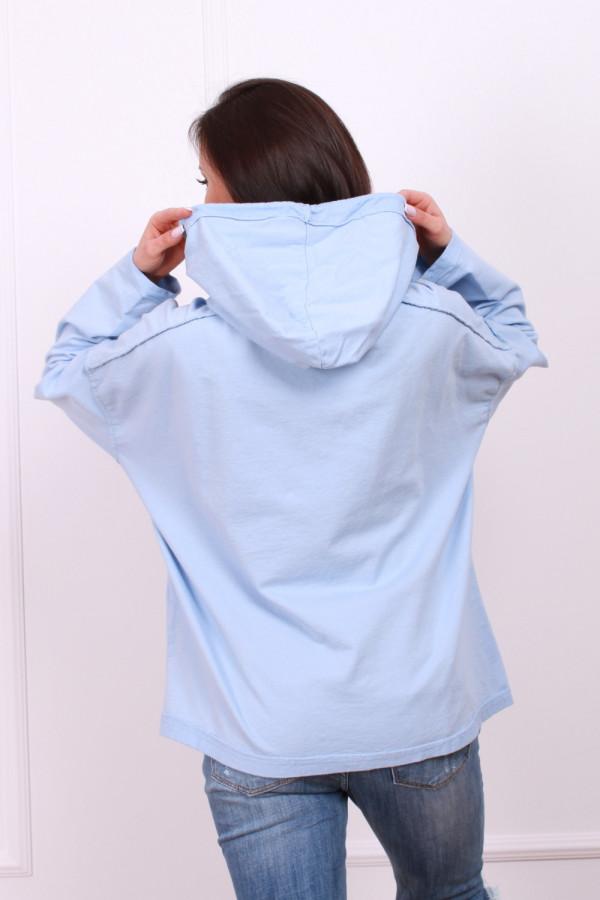 Bluza z kwiecistym wzorem 3