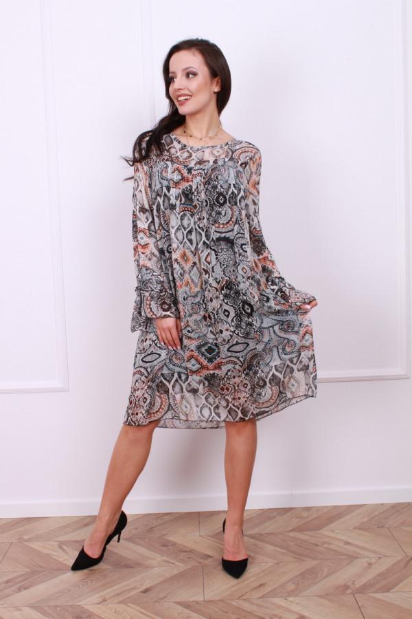 Sukienka jedwabna 2