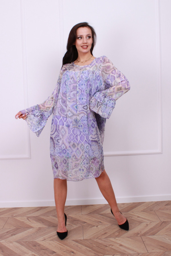 Sukienka jedwabna 3