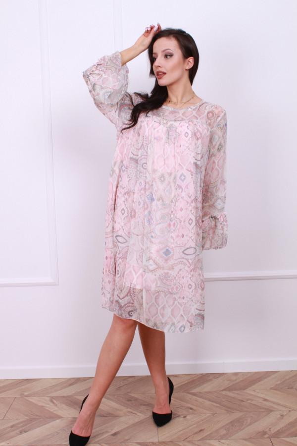 Sukienka jedwabna 4