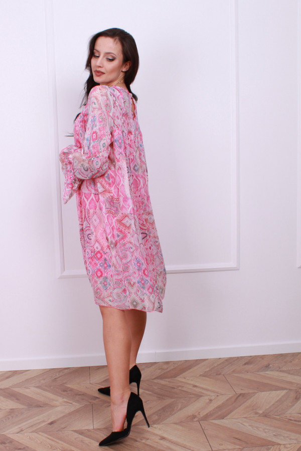 Sukienka jedwabna 5