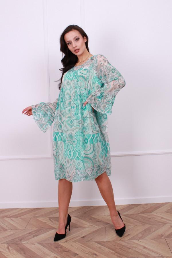 Sukienka jedwabna 6