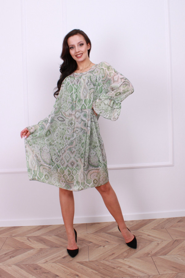 Sukienka jedwabna 7