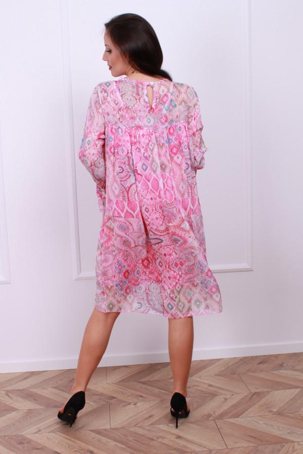 Sukienka jedwabna 8
