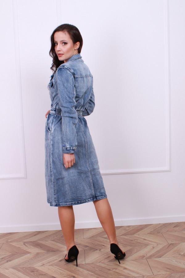 Sukienka jeansowa 2