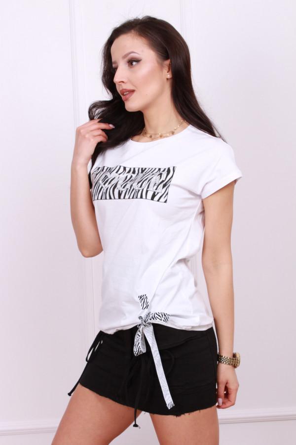 T-shirt zebra 1