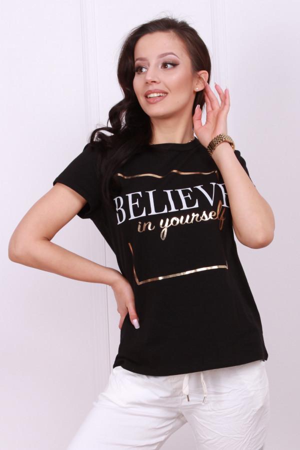 T-shirt believe 3