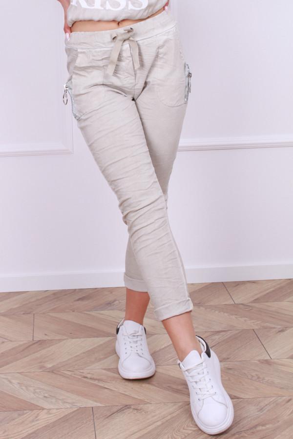 Spodnie z gumką 1
