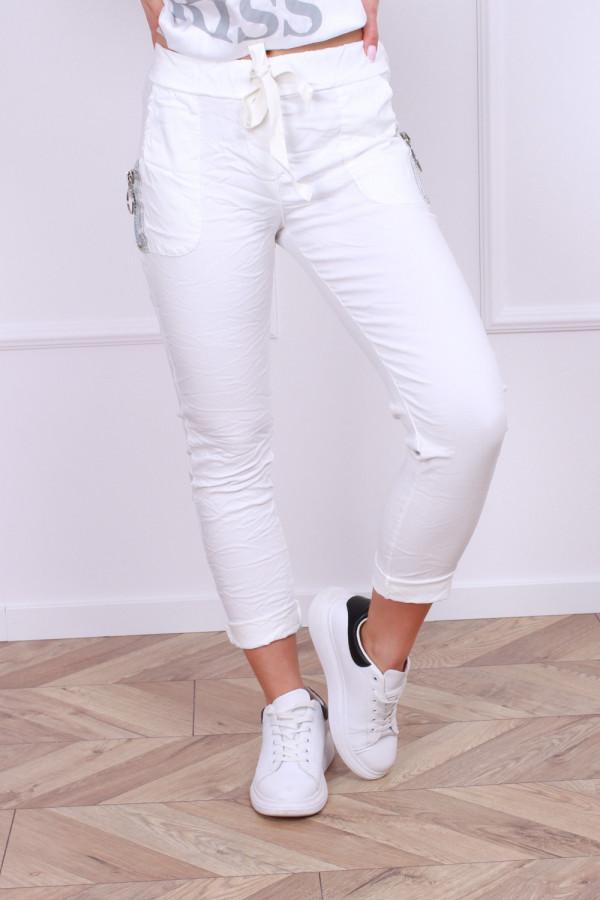 Spodnie z gumką 2