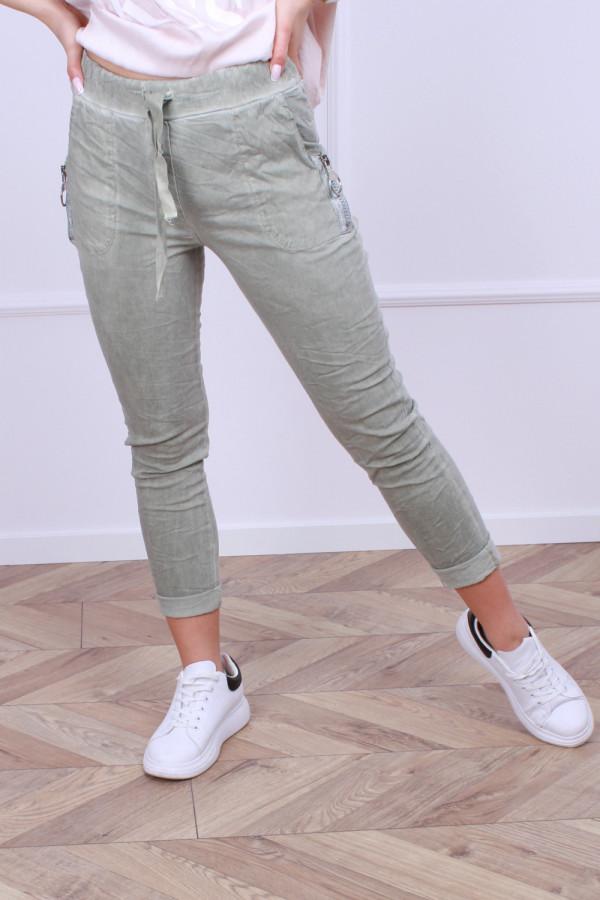Spodnie z gumką 4