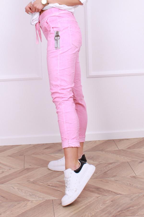 Spodnie z gumką 6