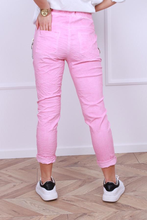 Spodnie z gumką 7