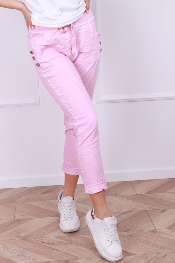 Spodnie z guzikami 6