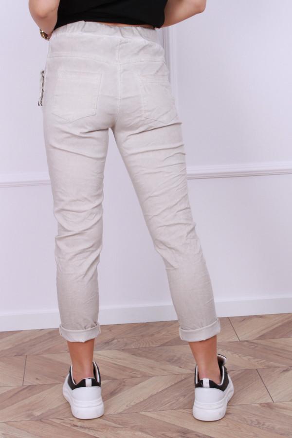 Spodnie z guzikami 7