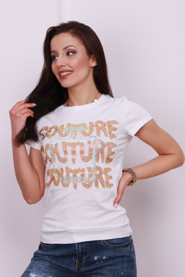 T-shirt couture