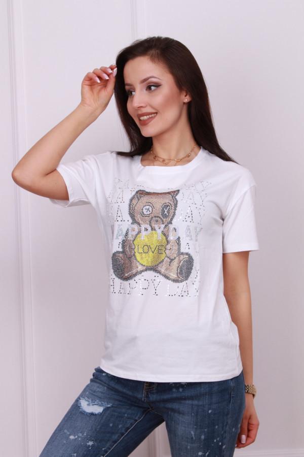 T-shirt happy love 3