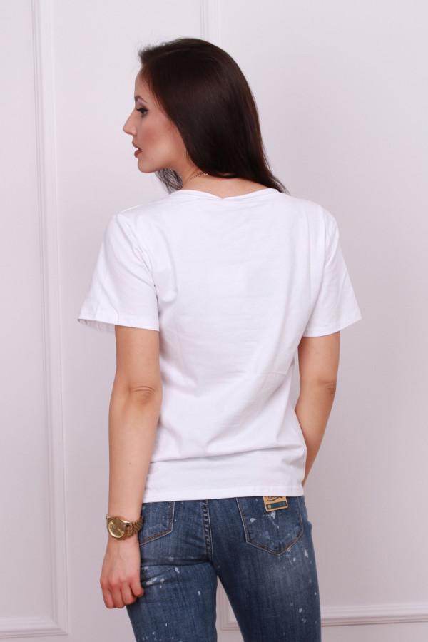 T-shirt z króliczkami 2