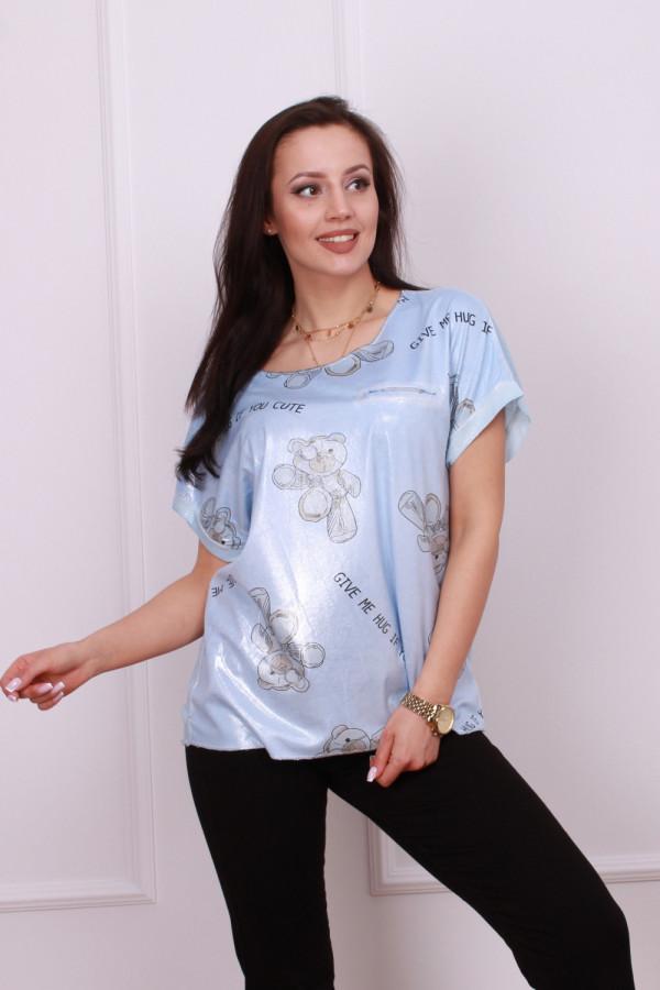 T-shirt miś