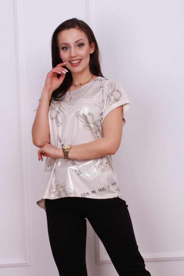 T-shirt miś 3