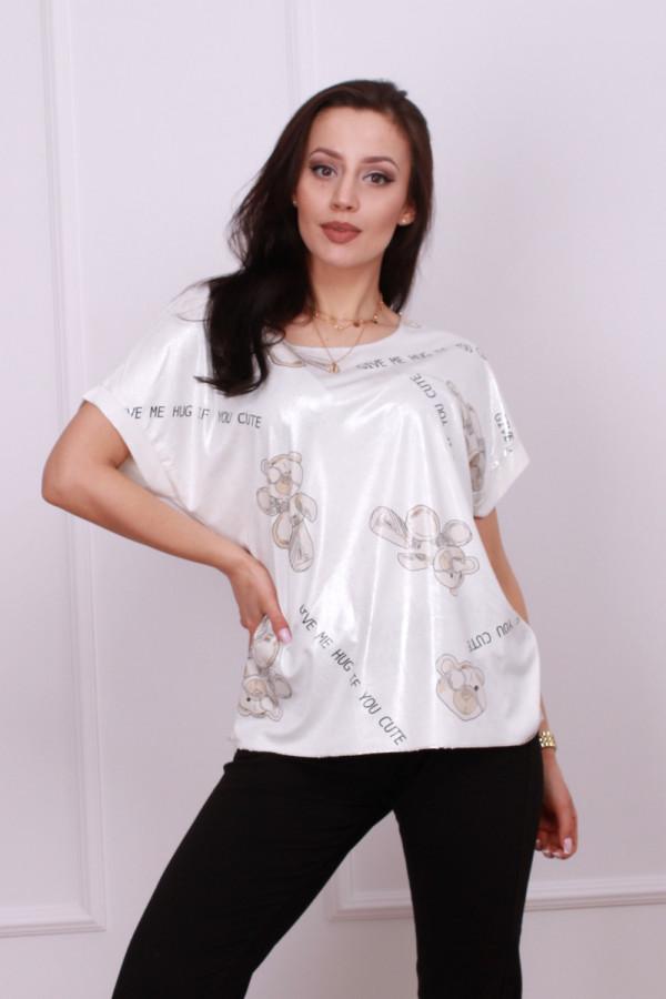 T-shirt miś 4