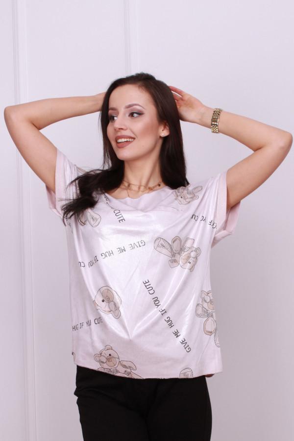 T-shirt miś 6