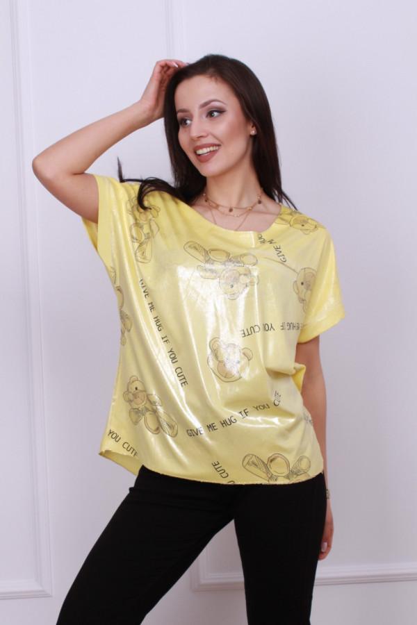 T-shirt miś 8