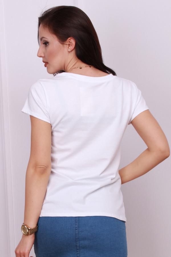 T-shirt serce 2