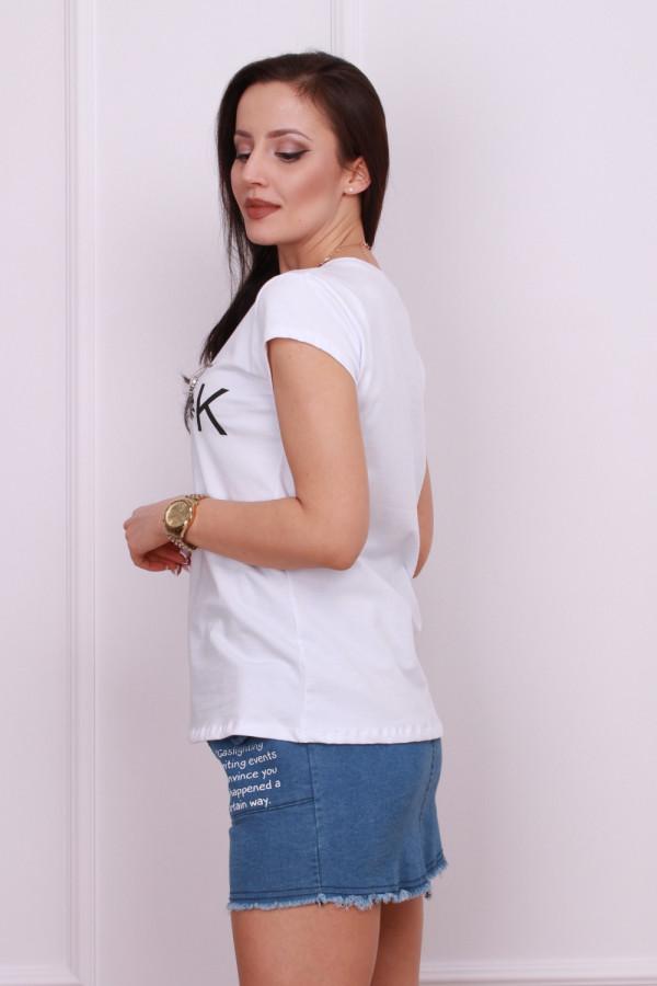 T-shirt look 1
