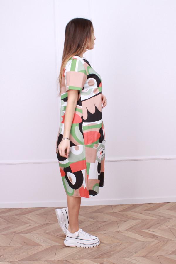 Sukienka Malaga 1