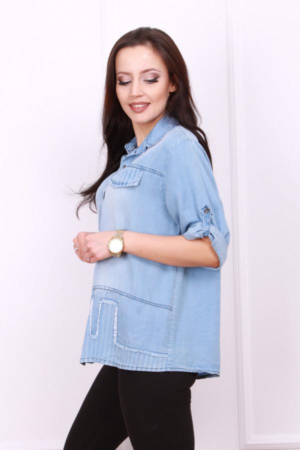 Koszula jeansowa 1
