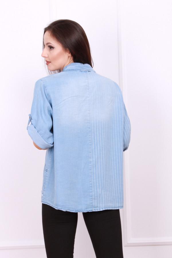 Koszula jeansowa 2