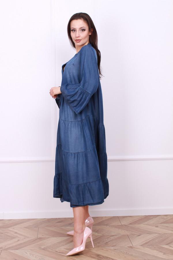 Sukienka jeansowa Ola 1