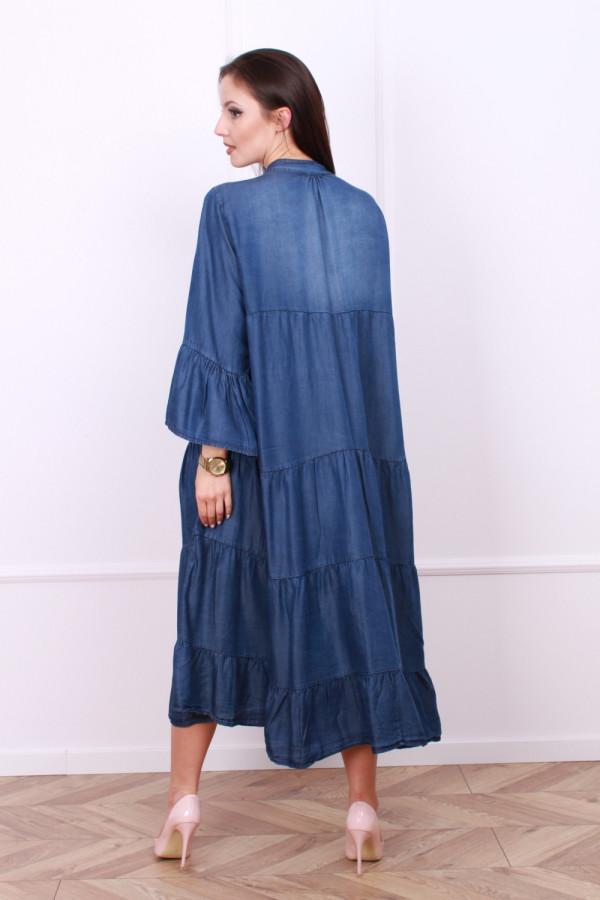 Sukienka jeansowa Ola 2