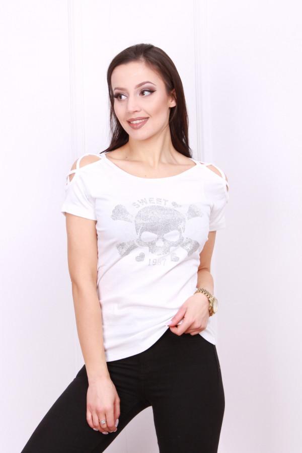 T-shirt czaszka 3