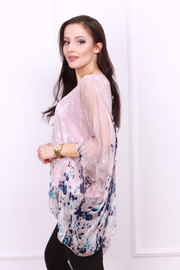 Bluzka jedwabna Emilia 1