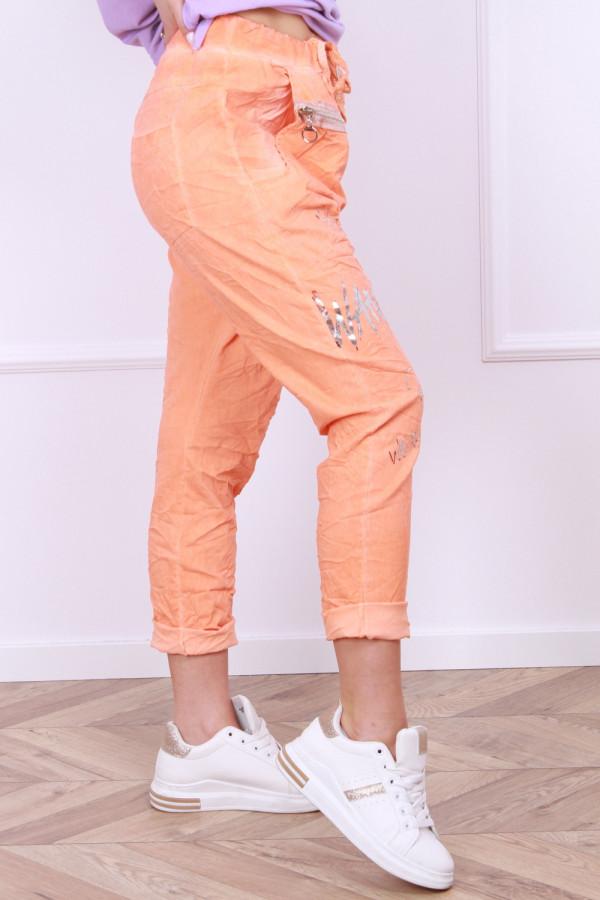 Spodnie z zamkami Eliza 1