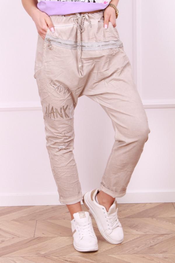 Spodnie z zamkami Eliza 3