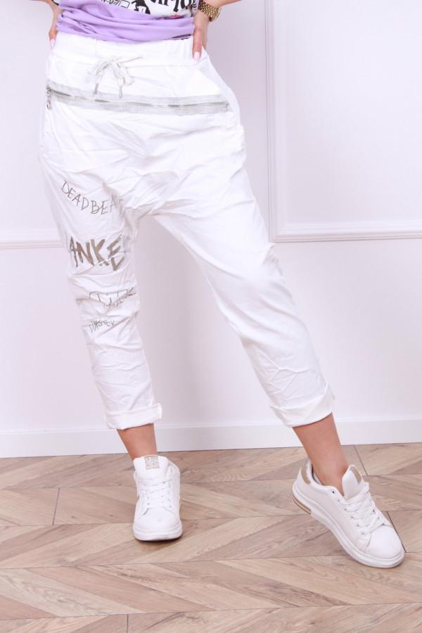 Spodnie z zamkami Eliza 4