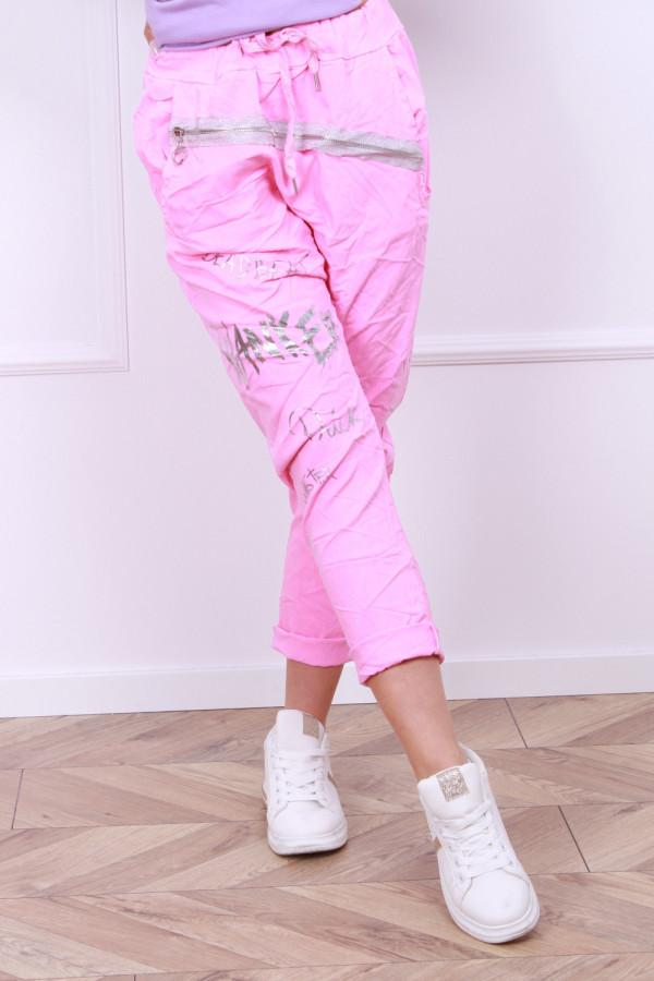 Spodnie z zamkami Eliza 5